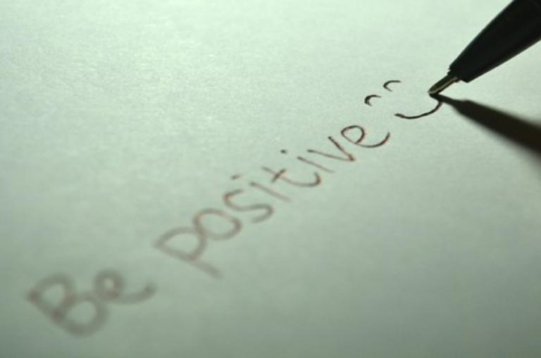 Cinco dicas para manter o Pensamento Positivo