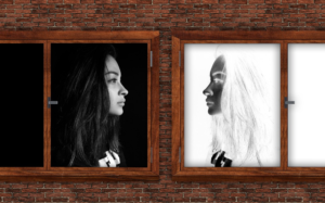 foto preto e branco