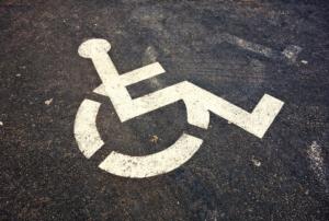 vaga para deficiente